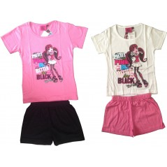 Pyjama court Monster High