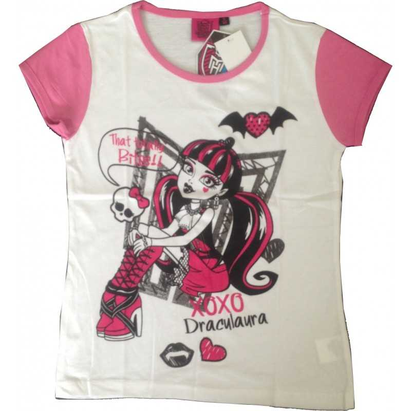 Monster High Mattel T-Shirt - nd030