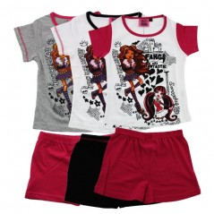 Pyjama court Monster High -830-130