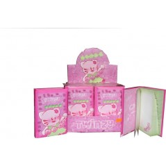 carnets d'adresses Twinzy,