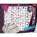 5000 STICKERS MONSTER HIGH