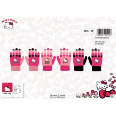 Hello Kitty Gloves Set -800-122
