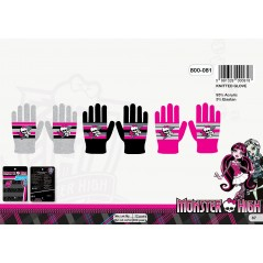 Monster High Gloves Set - 800-081