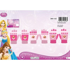 Set gants Princesse - 800-123