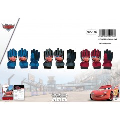 Cars- Gants de ski Cars Disney - 800-126