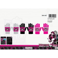 Monster High Gloves - 800-097