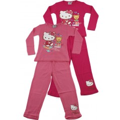 L'ensemble pyjama Long Hello Kitty -830-661