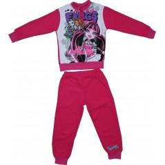 Pyjama long polaire Monster High