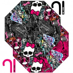 Automatic Monster High Umbrella -26134