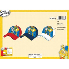 Casquette Bart The Simpsons