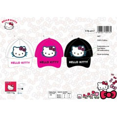 Casquette Hello Kitty - 770-417