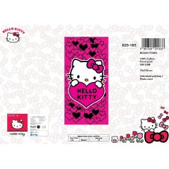 Hello Kitty Strandtuch - 820-183