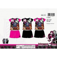 The whole pyjama Monster High - 830-721