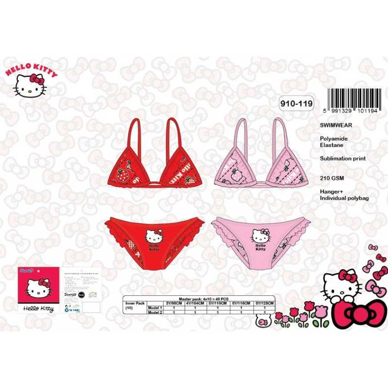 Costume da bagno - Bikini - Hello Kitty for Girl -910-119