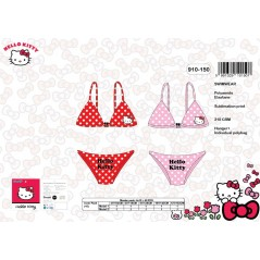 Badeanzug - Bikini - Hello Kitty -910-150