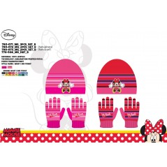 Set Bonnet et Gants Minnie -780-072
