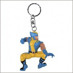 key chain figurine-Wolverine