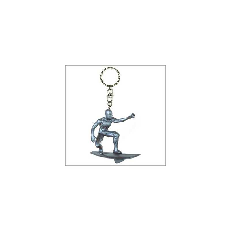 keychain figurine the surfer money