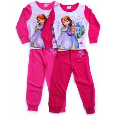 Princess Sofia Long Disney Pajama Set