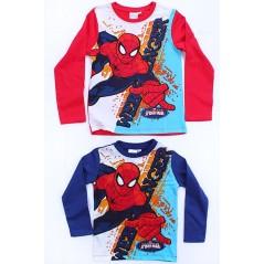 T-shirt Spiderman manches longues -961-186