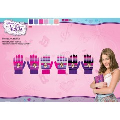 Disney Violetta gloves set - 800-185