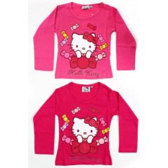 T-shirt Hello Kitty manches longues -961-114