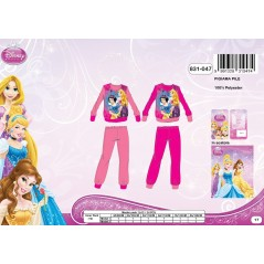 Ensemble pyjama polaire Princess- 831-047
