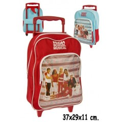 Trolley en toile High School Musical Disney