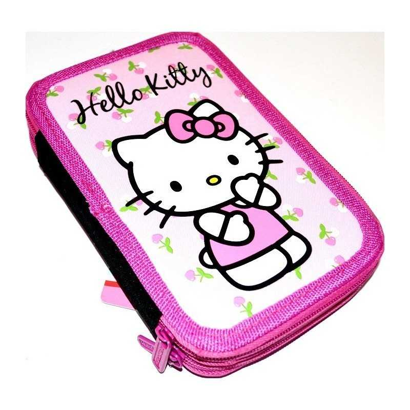 Hello Kitty Garbed Bag