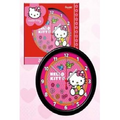 Pendule Hello Kitty