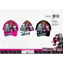 Casquette Monster High -770-758