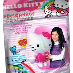 Character inflatable Hello Kitty 46 cm
