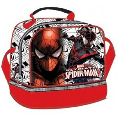 Bag to try Spiderman in isothermal