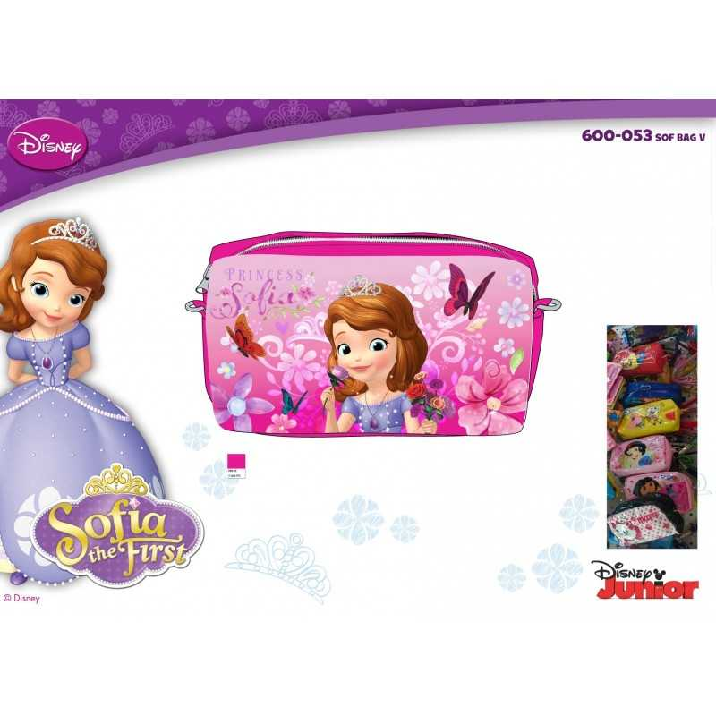 Piórnik Disney Sofia Princess