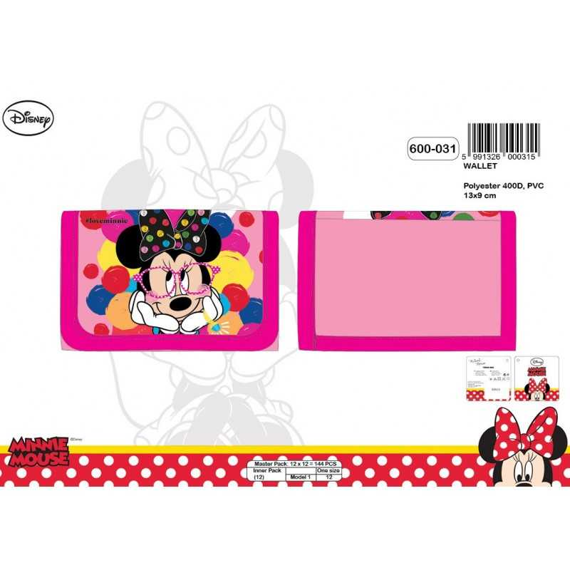 Portefeuille Minnie Disney - 600-031
