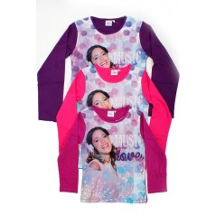 T-shirt long sleeve Violetta
