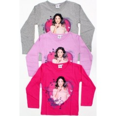 Long Sleeve T-shirt Violetta