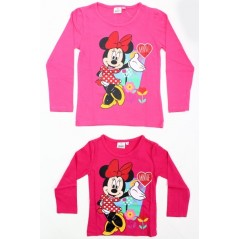 T-shirt Long Sleeves Minnie