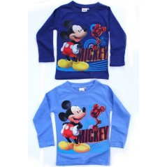 T-shirt Manches Longues Mickey