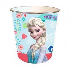 Frozen - PAPER BIN - GARBAGE - THE QUEEN OF SNOW