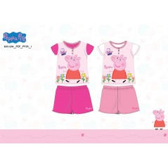 Pyjama short Peppa Pig Girl 830-294