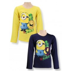 Long Sleeve T-shirt Minions