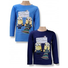 Long Sleeve T-shirt Minions - 961-442
