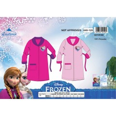 Bathrobe night-very sweet Frozen-The snow queen