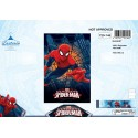 Plaid Polaire Spiderman 720-146
