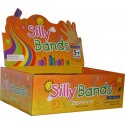 BLISTER DE 12 PCS SILLY BANDS OUTILS100% SILICONE