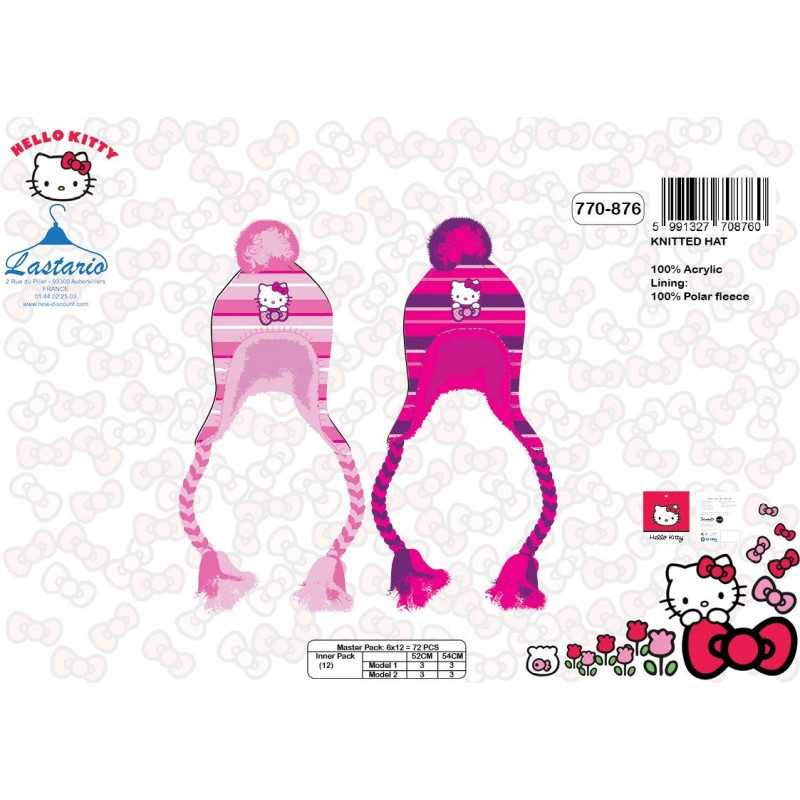 Peruanischer Hut Hello Kitty 770-876
