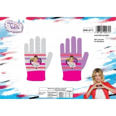 Set gants Violetta Disney