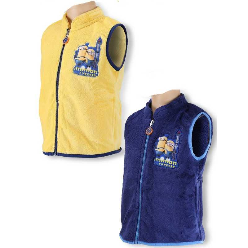 Gilet coral Minions