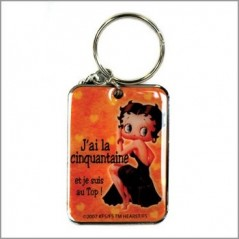 Door cls metal Betty Boop